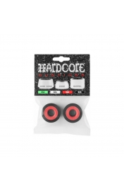 Bushing Hardcore Barel 93A Black/Red