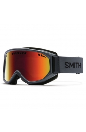 SmithOptics Scope Charcoal Red/SolX