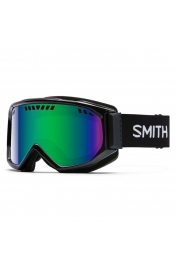 SmithOptics Scope Black Green/SolX