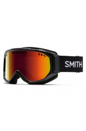 SmithOptics Scope Black Red/SolX