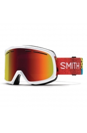 SmithOptics Range Burnside Red SolX