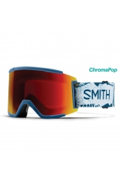 SmithOptics Squad XL Kindred ChromaPop Sun Red Mirror