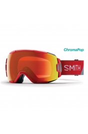 SmithOptics Vice Fire Split ChromaPop Everyday Red Mirror