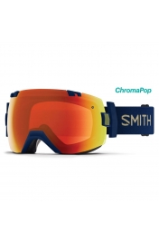 SmithOptics I/OX Navy Camo ChromaPop Everyday Red Mirror