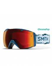 SmithOptics I/O Kindred ChromaPop Sun Red Mirror
