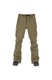 Pantaloni L1 Regular Fit Cargo Military